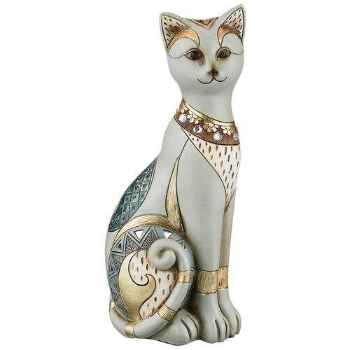 Фигурка кошка 28,5 см коллекция чарруа Lefard (79-123) фигурка декоративная lefard кошка 8 см