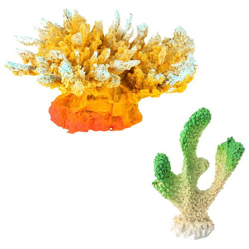 Декорации для оформления аквариума Marvelous Aqva набор, N-56
