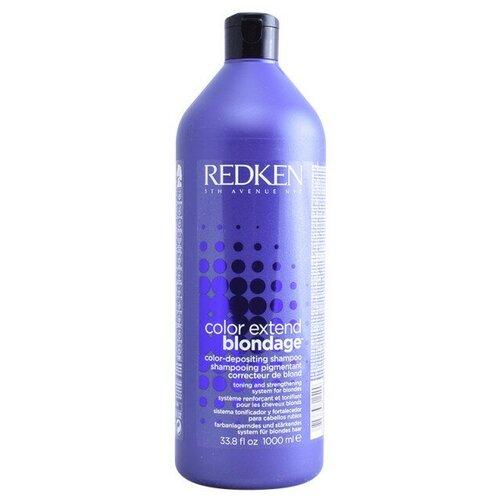 Купить Redken шампунь Color Extend Blondage, 1 л