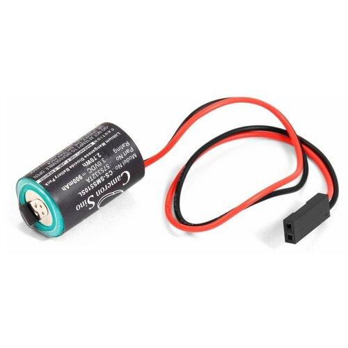 Фото - Батарейка для Siemens 6FC5247-0AA18-0AA0 (900mAh, Li-MnO2) батарейка для allen bradley 1756 bata 1756 batm li mno2
