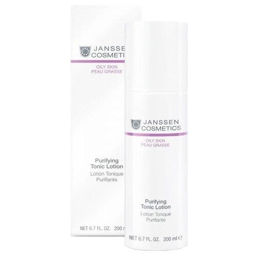 Janssen Cosmetics Тоник Purifying, 200 мл