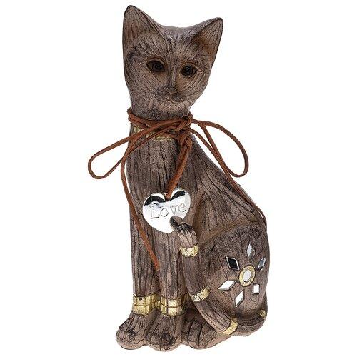 Фигурка Lefard Кошка 11х7,5х22,5 см (787-189) фигурка декоративная lefard кошка 8 см