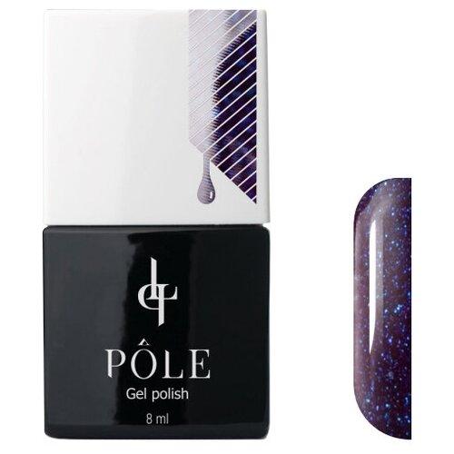 Купить Гель-лак для ногтей Pole Classic line, 8 мл, сливовое вино