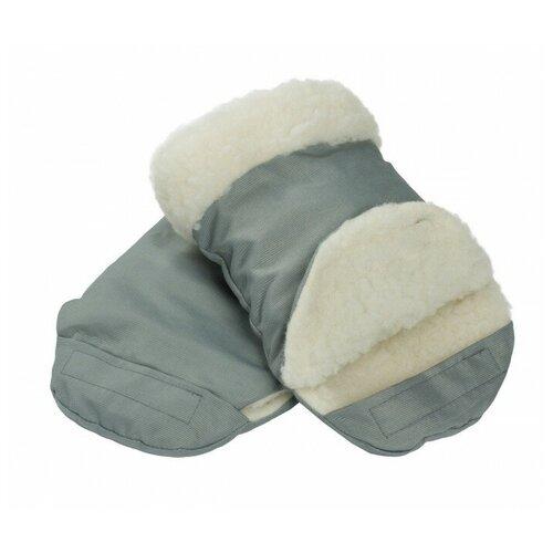 Чудо-Чадо Муфты-рукавички Прайм серый