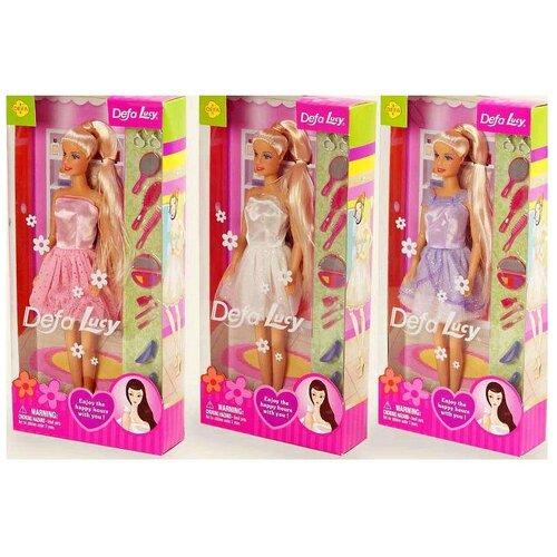 Кукла Defa Lucy Модница 33 см 8066 кукла defa lucy модница 29 см 8285