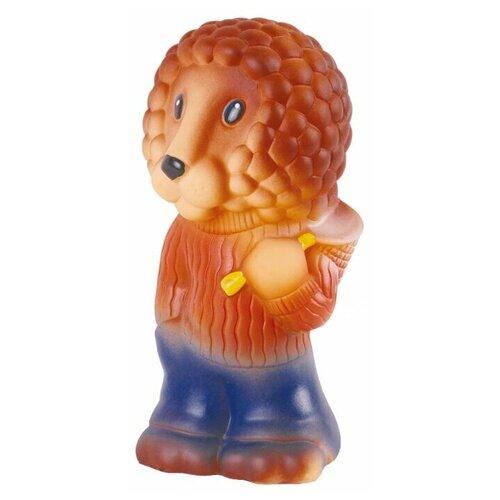 Фото - Игрушка для ванной ОГОНЁК Лев Бонифаций (С-644) оранжевый игрушка для ванной огонёк лев бонифаций с 644 оранжевый