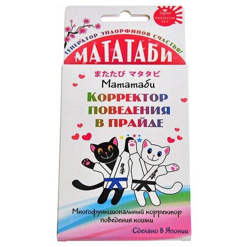 Порошок Japan Premium Pet Мататаби для коррекции поведения в прайде 1 г