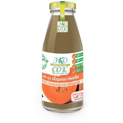Сок из квашеной тыквы 0,2 л 1шт