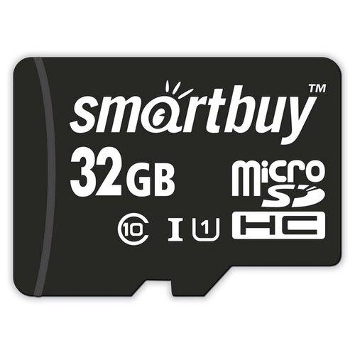 Фото - Карта памяти SmartBuy microSDHC Class 10 UHS-I U1 32 GB карта памяти oltramax microsdhc class 10 32 gb
