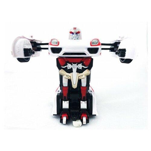 Фото - Радиоуправляемый робот-трансформер MZ Porshe 911 радиоуправляемый робот трансформер mz model радиоуправляемый робот трансформер mz porshe 911 meizhi 2337p