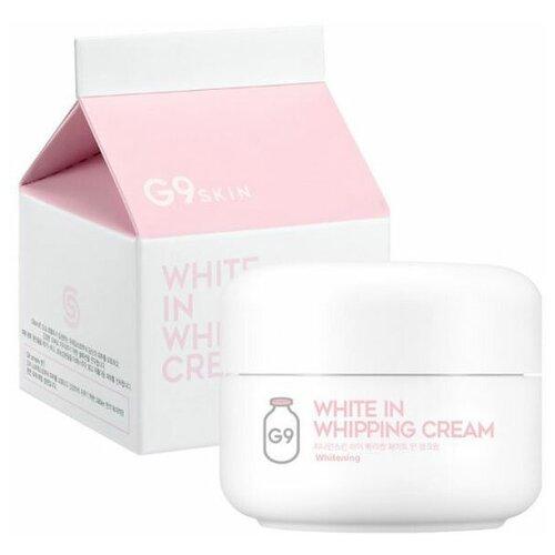 Berrisom Крем для глаз осветляющий с молочными протеинами G9SKIN White In Milk Capsule Eye Cream, 30 гр