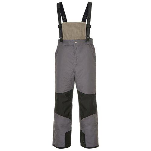 Купить AAW203T1PT60 Брюки детские Валери 4-5 л размер 110-60-57 цвет серый, Oldos, Полукомбинезоны и брюки