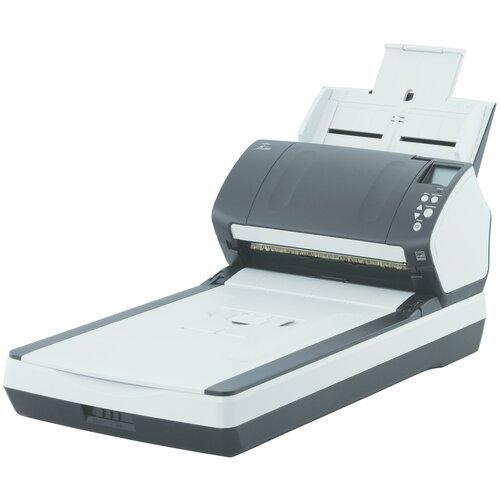 Сканер Fujitsu fi-7280 черный/серый