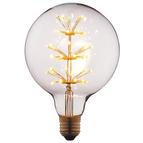 Лампочка накаливания Loft it Edison Bulb G12547LED E27 3W