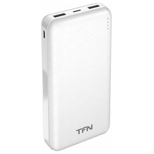 Внешний аккумулятор TFN 20000mAh Basic Duo белый