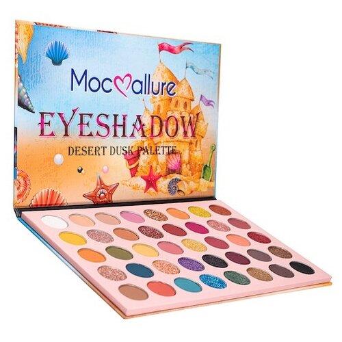 Mocallure Тени для век Mocallure Desert Dusk palette разноцветный