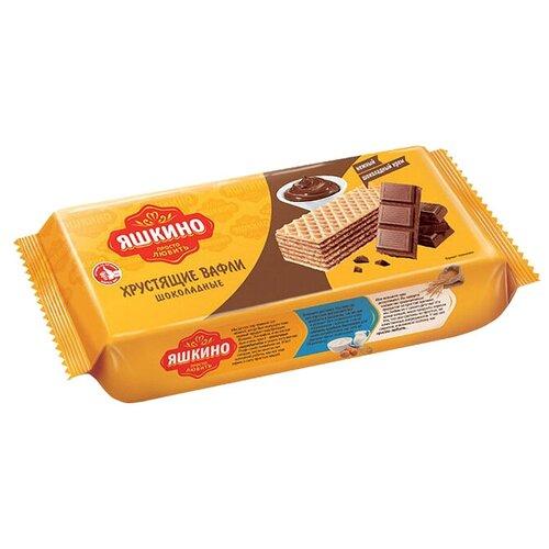 Вафли Яшкино Вафли Яшкино Шоколадные, 300 г