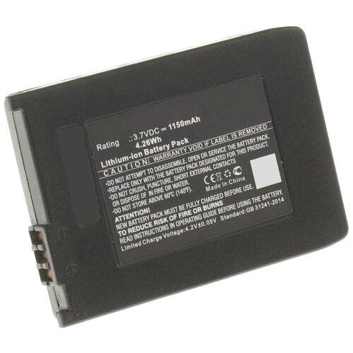 Аккумулятор iBatt iB-U1-M194 1150mAh для Siemens C35, S35, M35i, C35i, S35i, Gigaset 4010 micro, Gigaset 4000 micro,