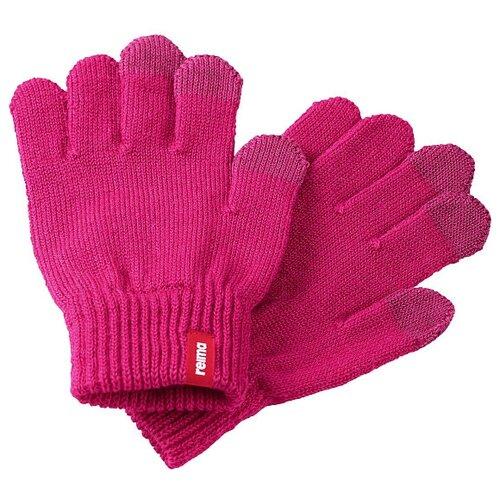 Перчатки Rimo Reima, розовый, размер 1