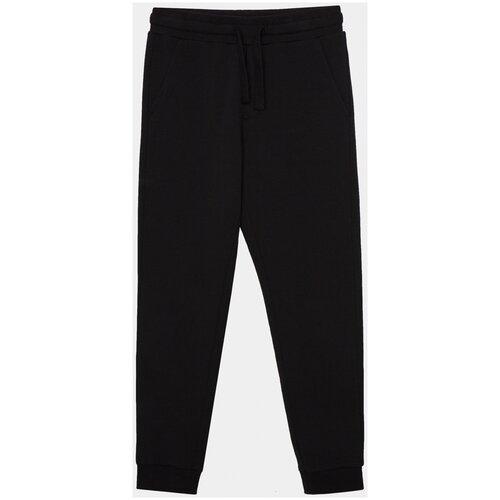 Фото - Спортивные брюки Gulliver размер 128, черный спортивные брюки stone island размер 8 128 голубой
