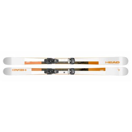 Горные лыжи с креплениями HEAD Caddy (20/21), 181 см