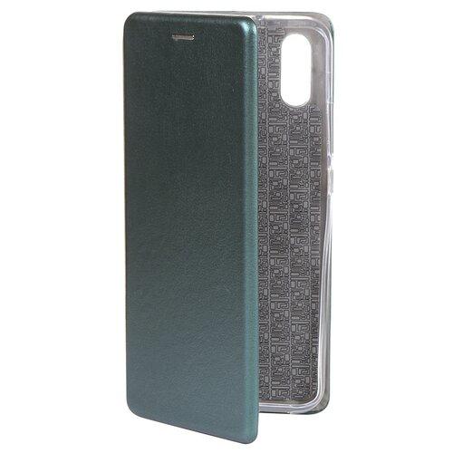 Фото - Чехол Zibelino для Xiaomi Redmi 9A Book Emerald ZB-XIA-RDM-9 чехол zibelino для xiaomi redmi 9 book platinum grey zb xia rdm 9 gry