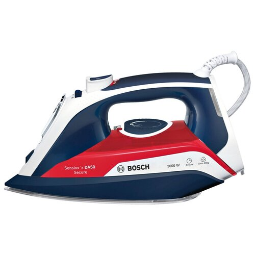 Утюг Bosch TDA 5030110 синий/белый/красный