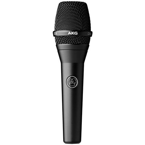 Микрофон AKG C636, черный