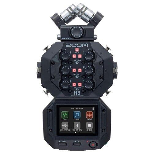 Портативный рекордер Zoom H8