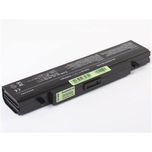 Аккумуляторная батарея Anybatt 11-U2-1389 4400mAh для Samsung NP-R40 Plus, NP-R45, NP-R610, NP-R410, P50-Pro, R58 plus, R578, NP-X65, NP-R65, NP-P50, R40Plus, R60Plus, R40-K003, P50-00, NP-X60, NP-P60, R40-EL1, R65-CV03, R45 Pro, R505-FS03