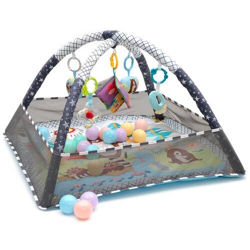 Развивающий коврик Funkids Play Ground Gym (CC9036/CC9038/CC9040), Развивающие коврики  - купить со скидкой
