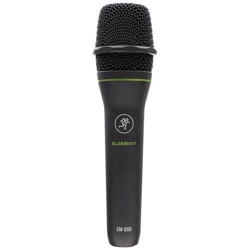 Микрофон Mackie EM-89D, черный