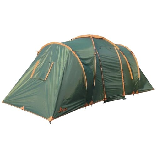 Палатка Totem Hurone 6 V2 зелeный