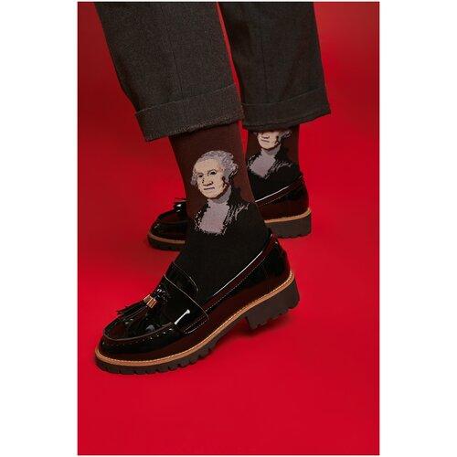 Носки Красная Жара (черный; темно-коричневый; мышино-серый) 36-40