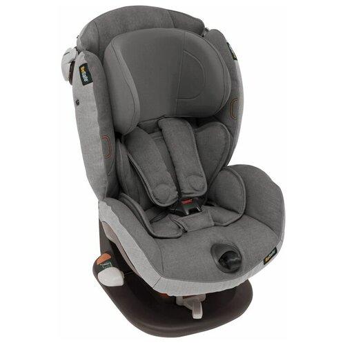 Автокресло группа 1 (9-18 кг) BeSafe iZi Comfort X3, metallic melange группа 1 от 9 до 18 кг besafe izi comfort x3 c зеркалом besafe baby mirror для контроля за ребенком