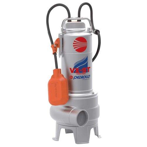 Фекальный насос Pedrollo VXm 15/50-ST (1100 Вт)