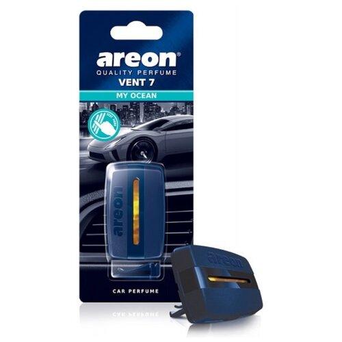 Автомобильный ароматизатор AREON VENT 7 Океан недорого