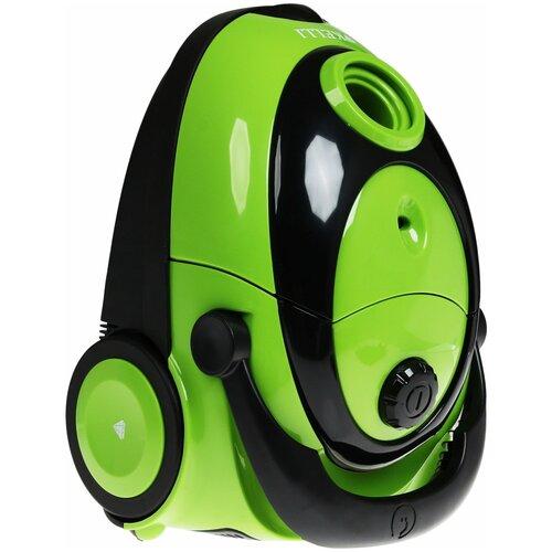 Пылесос Kelli KL-8014, зеленый пылесос kelli kl 8014 красный