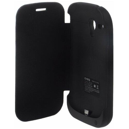 Чехол-аккумулятор для Samsung Galaxy S3 mini Exeq HelpinG-SF02 (черный)