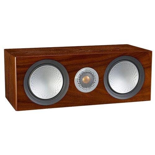 Полочная акустическая система Monitor Audio Silver C150 walnut 1