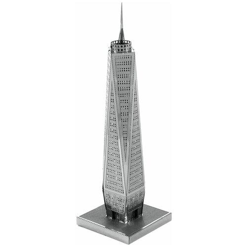 Металлический 3D конструктор, Всемирный Торговый Центр, Metal Earth FSC024