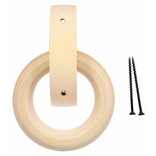 Дверное кольцо Банные штучки 30042 липа
