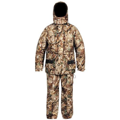 Костюм зимний NORFIN Hunting Trapper Passion камуфляж XXL костюм зимний norfin hunting north staidness xxl