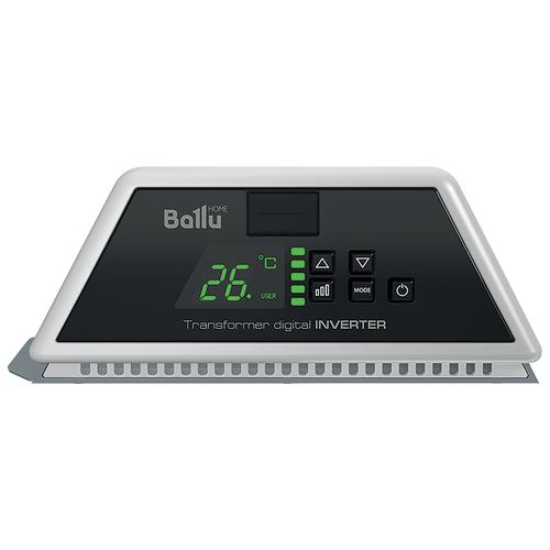 Блок управления Ballu BCT/EVU-2.5I для обогревателя Ballu черный