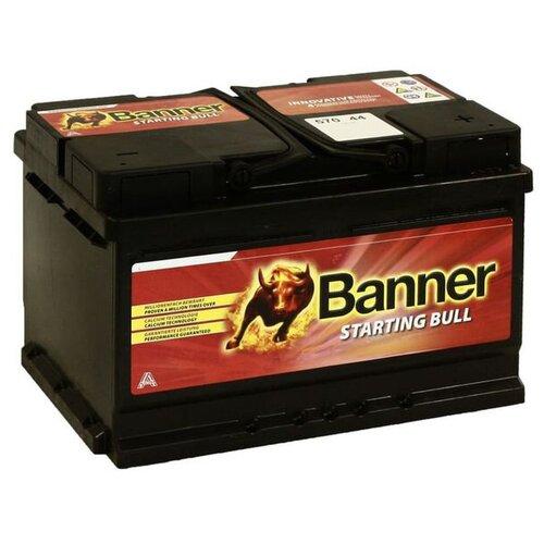 Автомобильный аккумулятор Banner Starting Bull 570 44