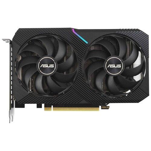 Видеокарта ASUS Dual GeForce RTX 3060 OC Edition 12GB(DUAL-RTX3060-O12G) Retail