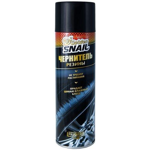 Очиститель-полироль шин Golden Snail GS2204, 650 мл 1 шт. недорого