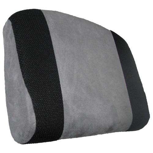 Автомобильная подушка на спинку кресла PSV 111578 черно-серая