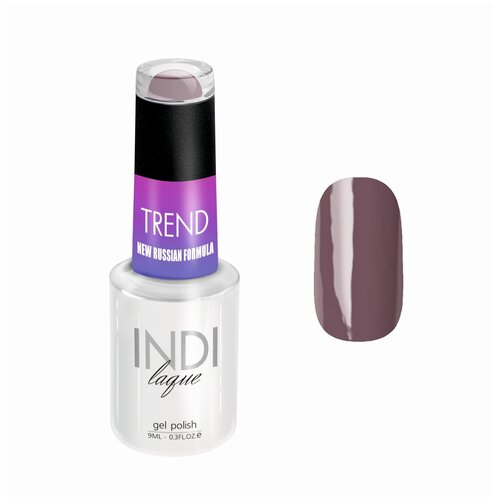 Купить Гель-лак для ногтей Runail Professional INDI Trend классические оттенки, 9 мл, 5019