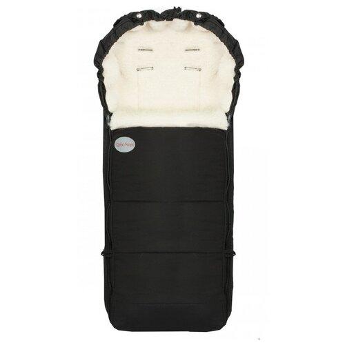 Купить Конверт-мешок Чудо-Чадо New Classic 92 см черный, Конверты и спальные мешки
